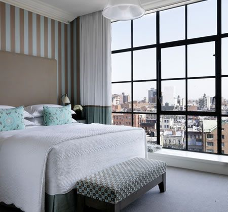 Kit Kemp Interior Design Crosby Street Hotel NYC