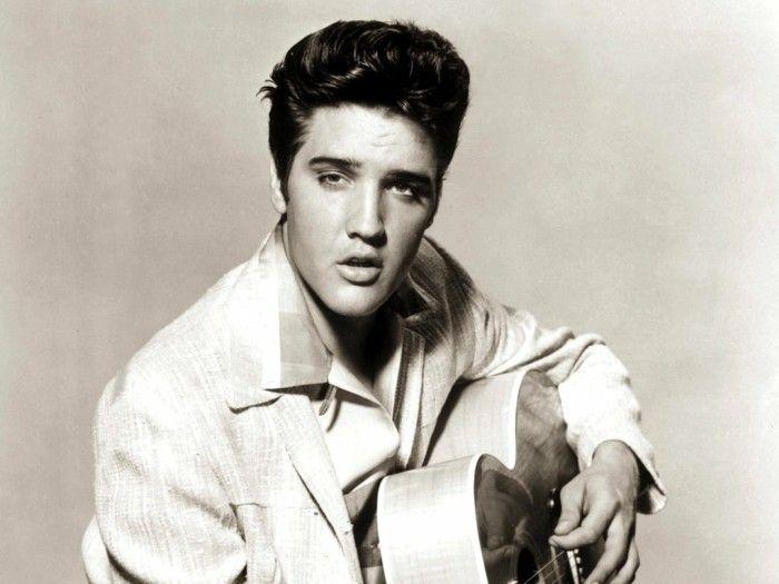Elvis Foto Retro Rockabilly Frisuren 50er Jahre Style Fur Manner Rockabilly Frisur Rockabilly Elvis Presley
