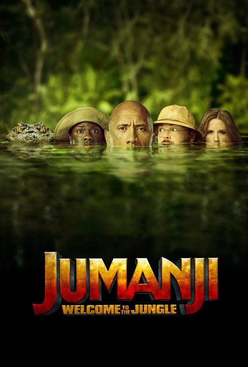 Watch Jumanji: Welcome to the Jungle (2017) Full Movie Online Free