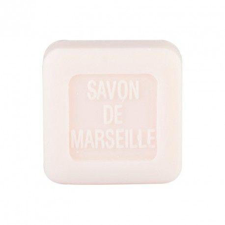 Savon de Marseille au beurre de karité pur végétal parfum Jasmin