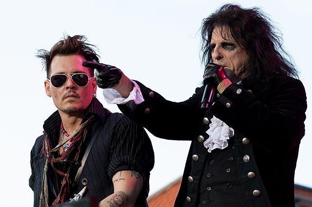 Новости Johnny Depp Tim Burton news  May 2016