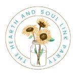 Exciting News at The Hearth and Soul Link Party - April J Harris