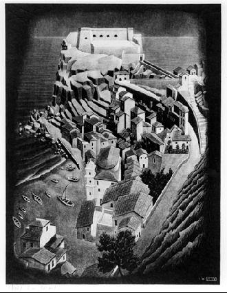 NOT DETECTED - M.C. Escher - WikiPaintings.org