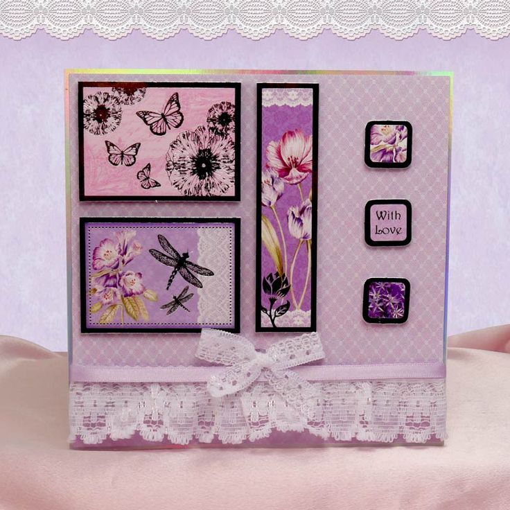 Lace in Bloom | Hunkydory Crafts