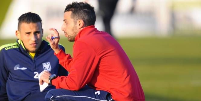 Foot - BEL - Standard - Yannick Ferrera nouvel entraîneur du Standard Liège