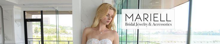 Mariell Designs: Ohrclips #cliponearrings - Hochzeitsfrisuren für lange ..., #cliponearrings ...