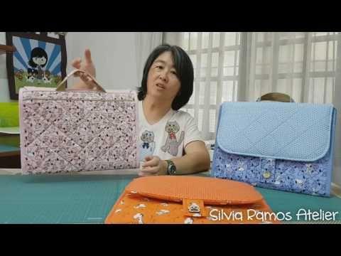 DIY - Trailer Trocador by Silvia Ramos Atelier - YouTube