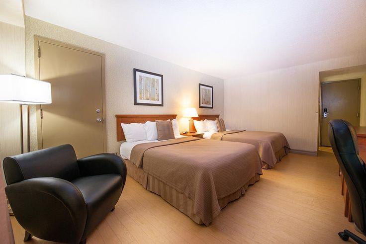 Royal Oak Inn & Suites - Brandon, MB. Guest Rooms