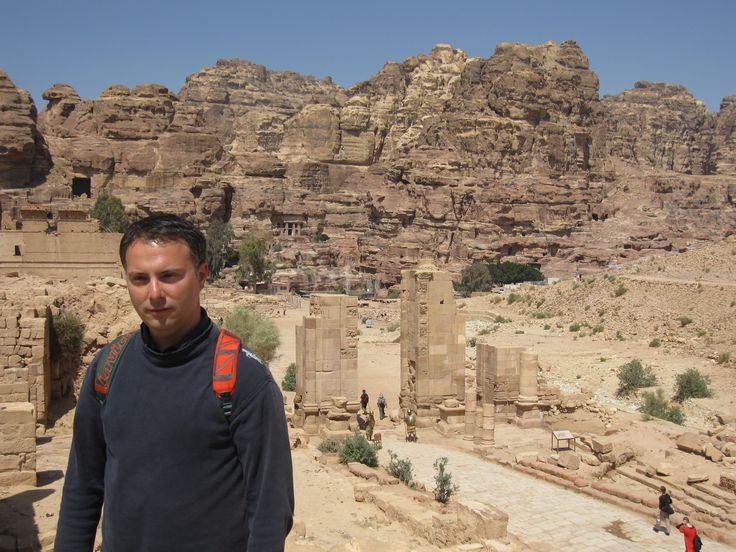 Alessandro Fenech / Petra - Jordan