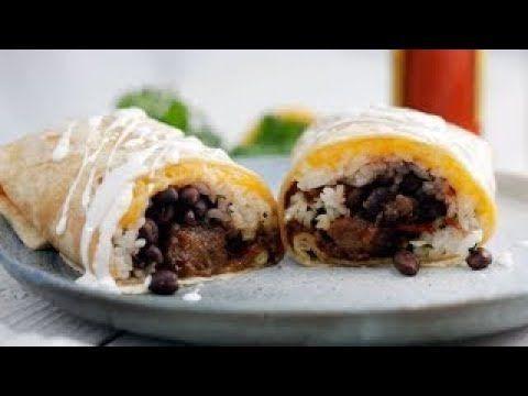 How To Make Crispy Orange Beef Burrito   Best Food And Cake Recipes Proper Tasty Facebook - http://howto.hifow.com/how-to-make-crispy-orange-beef-burrito-best-food-and-cake-recipes-proper-tasty-facebook/