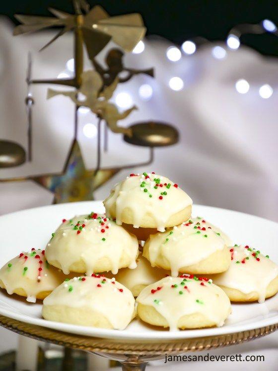 Italian Lemon Ricotta Cookies