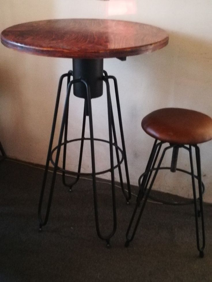 Stunning designer vintage style bar furniture. We also customise to clients specifications. Www.houseofchairs.co.za
