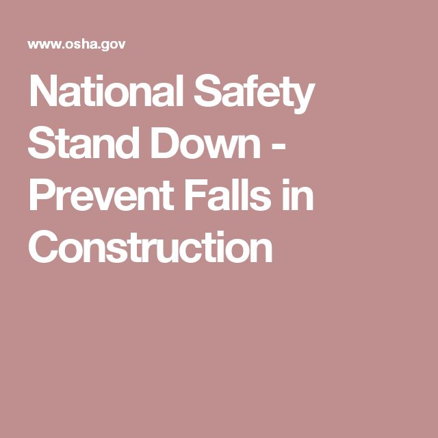 National #Safety Stand-Down Highlights Importance of - construction superintendent job description