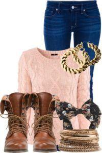 романтический осенний наряд, как осенью одеться на свидение