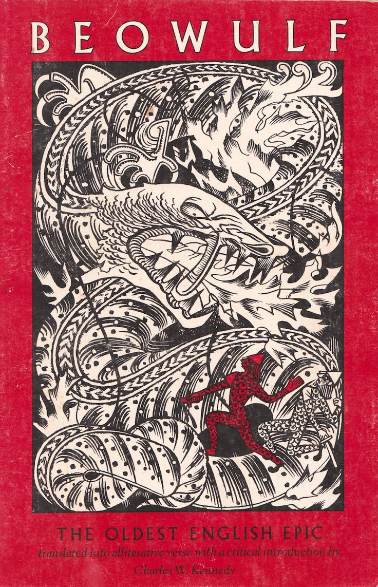 Beowulf 1978 cover