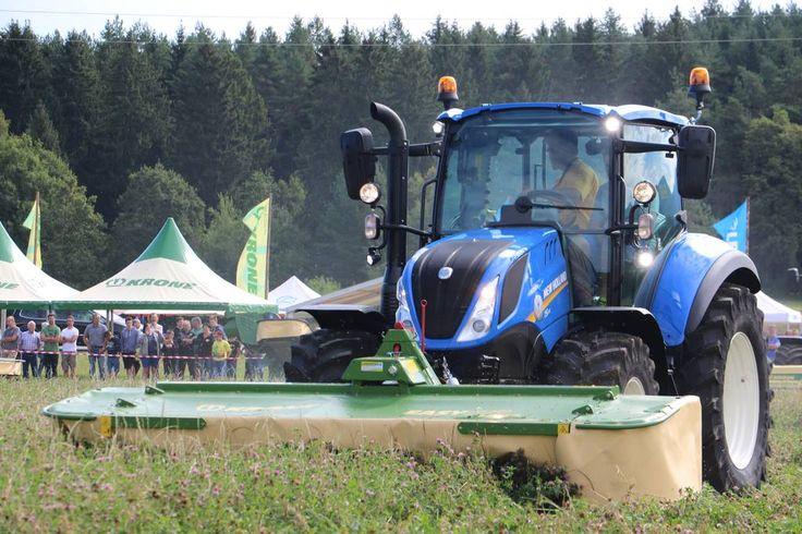 Der Feldtag der Landtechnik Villach eine Veranstaltung der Extraklasse!