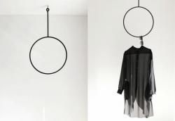 Another clothes hanger for the laundry or clotheset