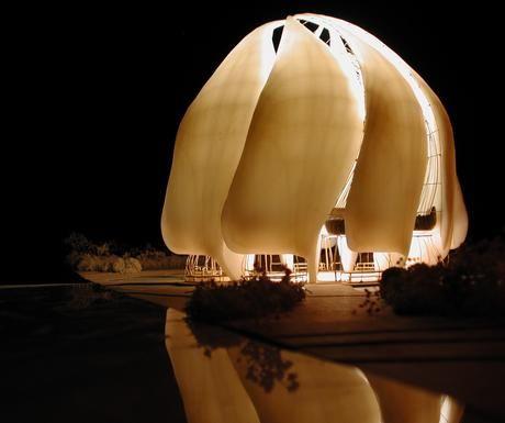 Baha'i Temple, Chile