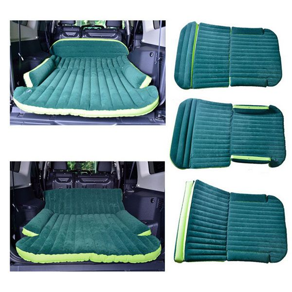 Universal Car Inflatable Mattress Outdoor Travel Car Air Bed for SUV Euro 160,80