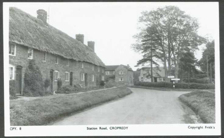 UK, Oxfordshire, Cropredy, Station Road | eBay