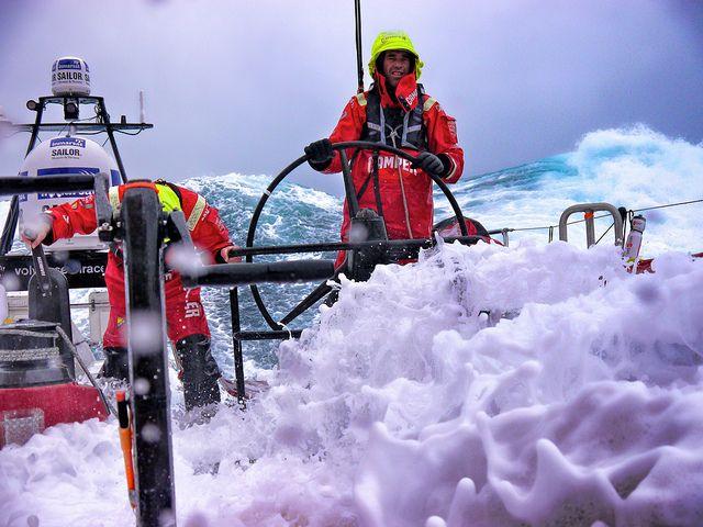 Camper (Volvo Ocean Race), via Flickr