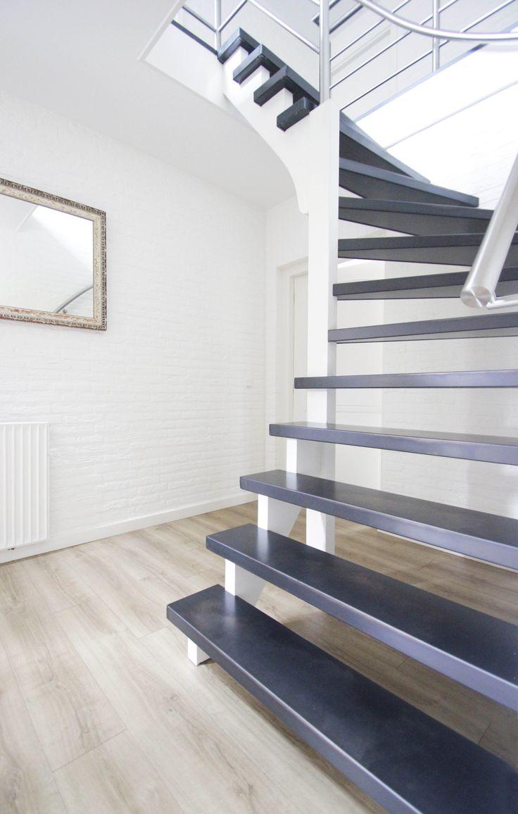 25 beste ideeà n over trap makeover op pinterest trap verbouwen