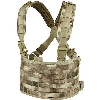 VEST,TACTICAL,CHEST RIG OPS,MOLLE,ATACS