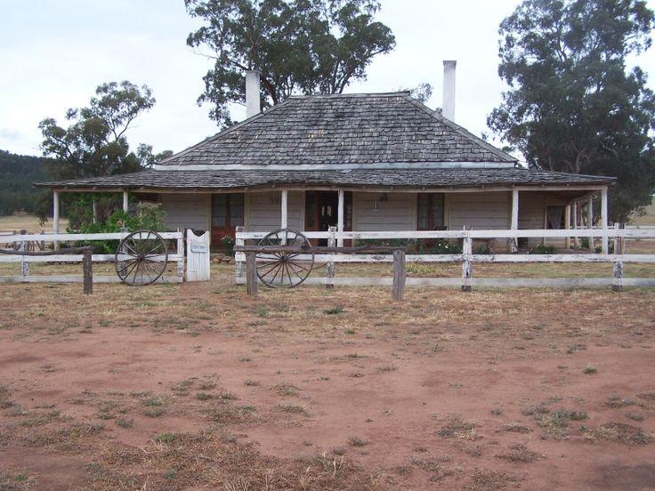 Classic 19thC Australian Farmhouse. Dubbo