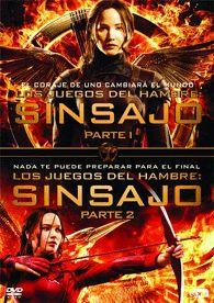 Los juegos del hambre: Sinsajo, parte 2 (2015) Estados Unidos. Dir.: Francis Lawrence. Ciencia ficción. Aventuras. Thriller - DVD CINE 2406-II