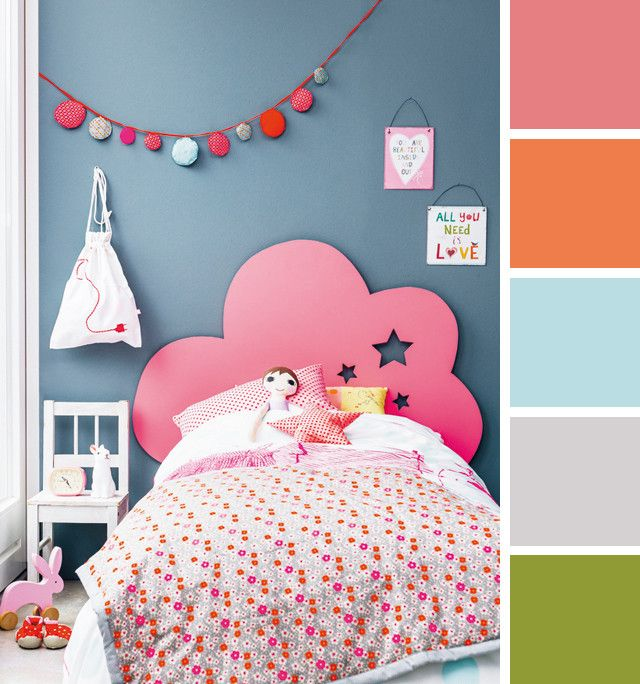 #Sweet Dreams with #colors for #childrens! | 101woonideeën