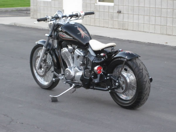 Honda Shadow 600 VLX - Back Alley Bobbers
