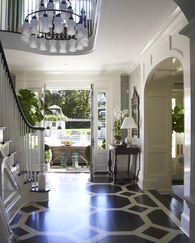New Cannan home | design by Lynn Morgan Design