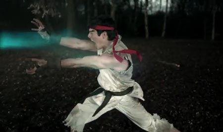 great fan made Street Fighter Trailer