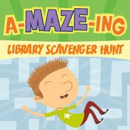 Library Skills Instructional Support with FREE downloadable resources including A-maze-ing Dewey Scavenger Hunt from Capstone.