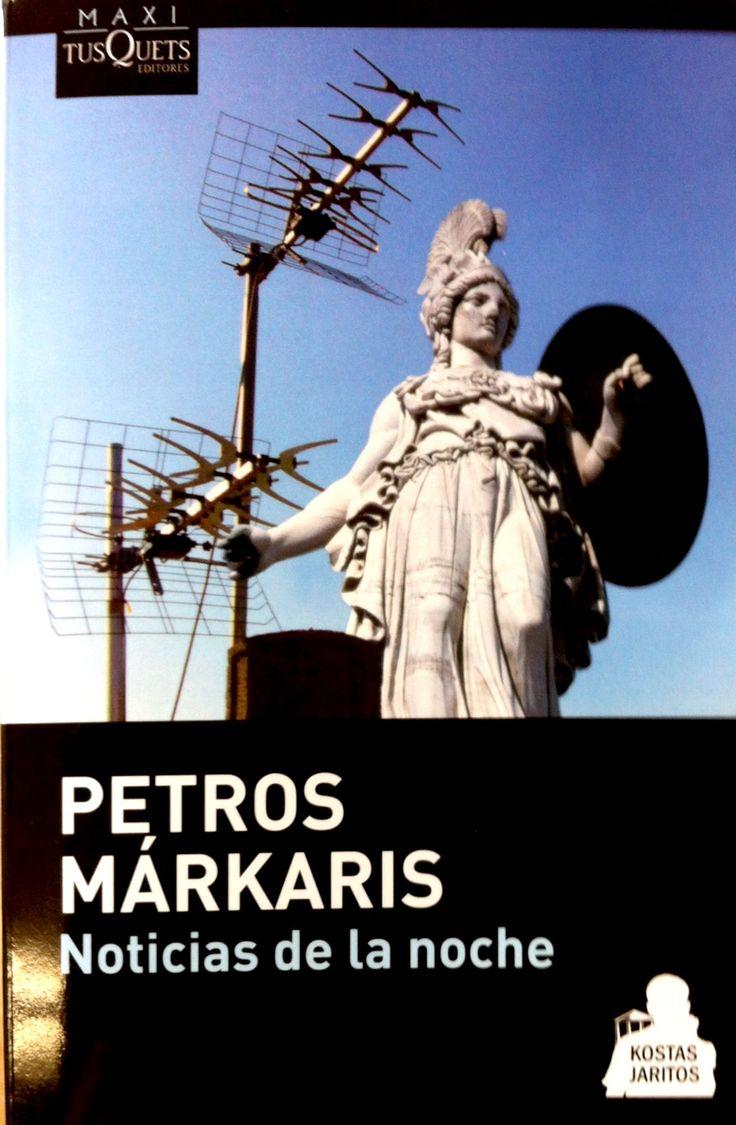 Investigador criminal griego...¡La monda! El telón de fondo la Grecia contemporánea. Para sentirse identificado.
