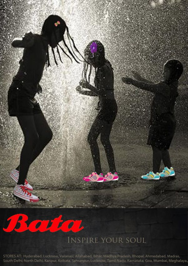 Bata Ad by Pranjul Sach from India
