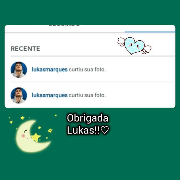 Valeu Lukas!!♥♥♥
