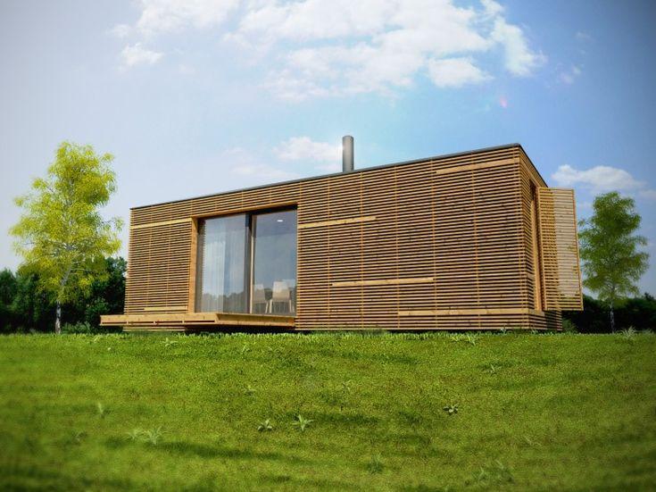 Freedomky Modular Portable House From Czech Architects Atelier Štěpán.