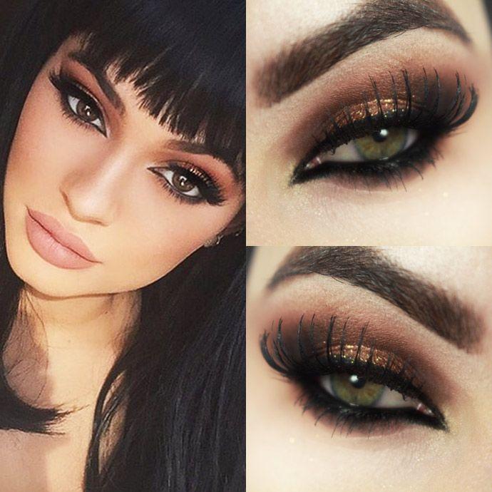 Tutorial – Maquiagem Ponto de Luz Poderosa da Kylie Jenner                                                                                                                                                                                 Mais