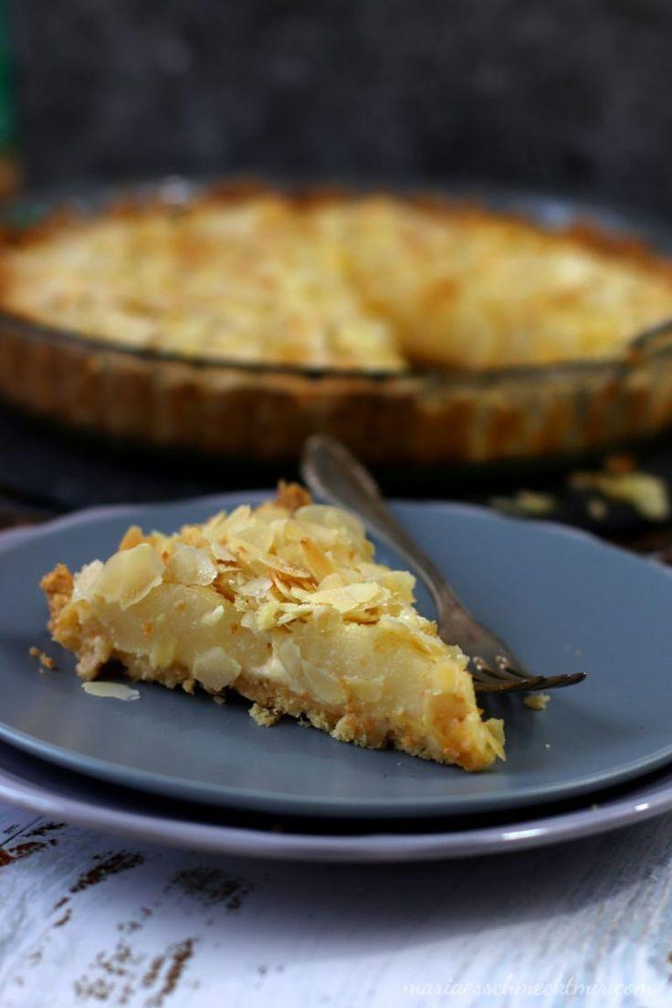 Birnentarte mit Mascarpone – Maria, das schmeckt!   – Torten, Kuchen ….