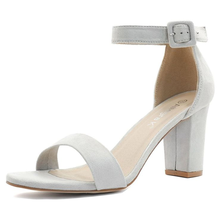 1000  ideas about Silver Chunky Heels on Pinterest | Chunky heels ...