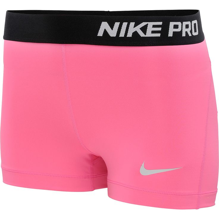 "Pick up these  NIKE Women's Pro 3"" Shorts for your mom this Mother's Day! SportsAuthority.com"