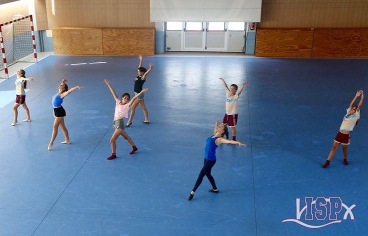 #ColegiosISP se mueve con el #baileISP y una gran variedad de estilos que se enmarcan dentro del programa de hábitos saludables.  www.colegiosisp.com