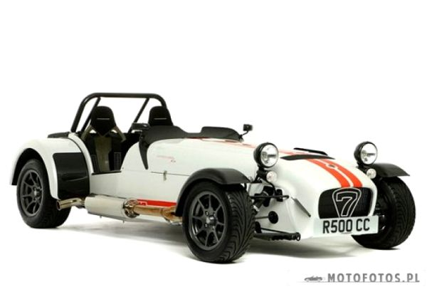 Beautiful sport car #Caterham #Seven #Superlight R500 everyone would like to have such a car