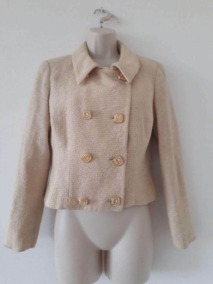 Vintage - Dorothée bis - années 70 - superbe veste taille 38  - PARFAIT ETAT
