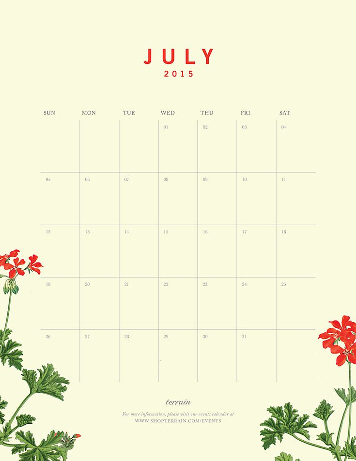 July in the Garden in The BLOG at Terrain