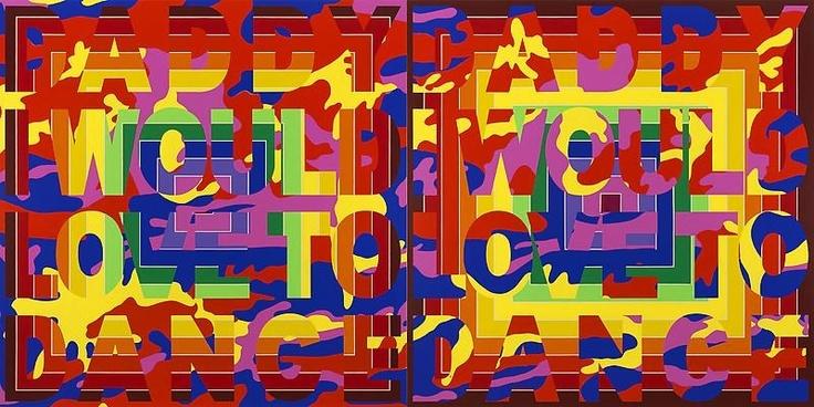 Deborah Kass Paul Kasmin Gallery Artist, Art, Pop art