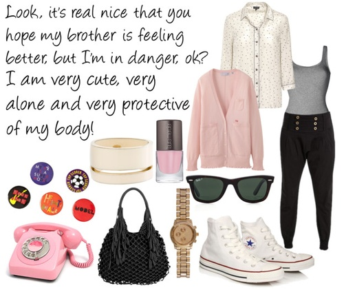 Eighties Movies Inspired - Ferris Bueller   s Day Off - Jeanie BuellerFerris Bueller Outfit