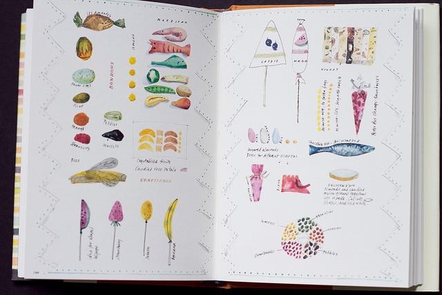 Sara Midda's South of France: A Sketchbook