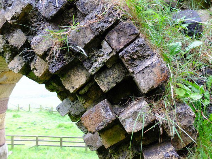 Rosedale bricks erosion